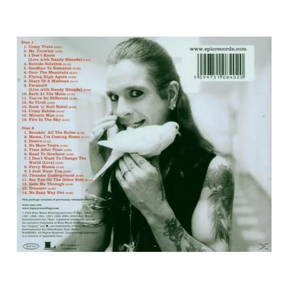 Ozzy Osbourne - The Essential Ozzy Osbourne - (CD)