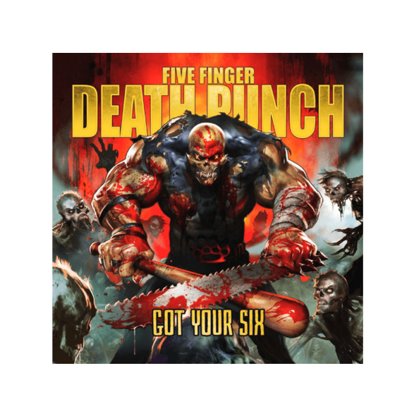 Five Finger Death Punch - Got Your Six (Standard Cd) - (CD)
