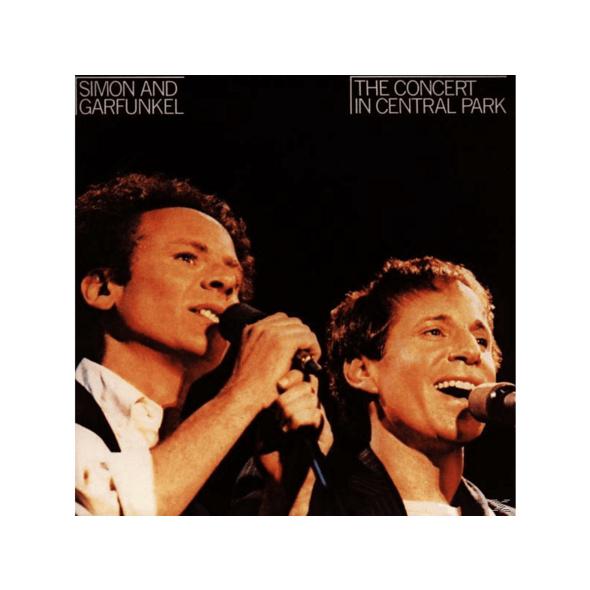 Simon & Garfunkel - The Concert In Central Park - (CD)