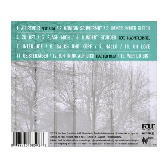 Mark Forster - Bauch und Kopf - (CD)