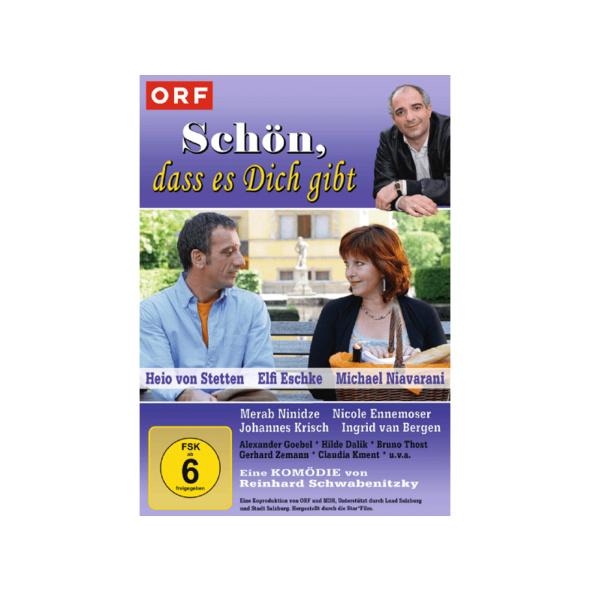 Schoen, Dass Es Dich Gibt - (DVD)