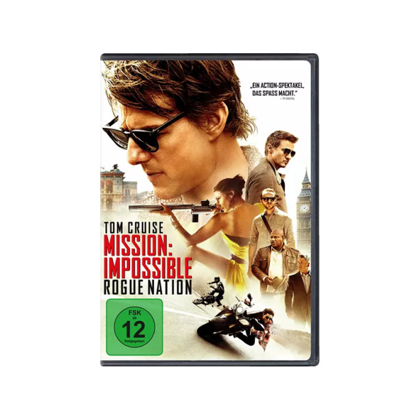 Mission Impossible - Rogue Nation - (DVD)