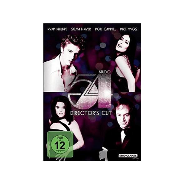 Studio 54 - (DVD)