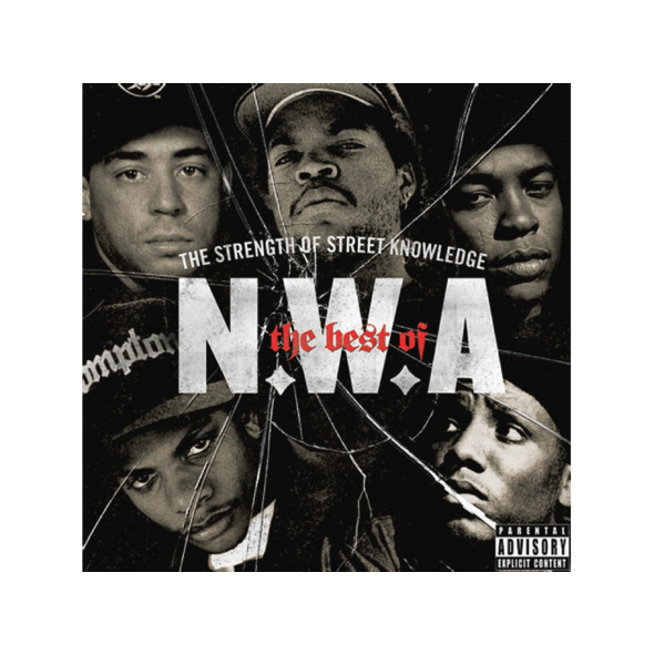 N.W.A - Best Of: The Strength Of Street Knowledge - (CD)