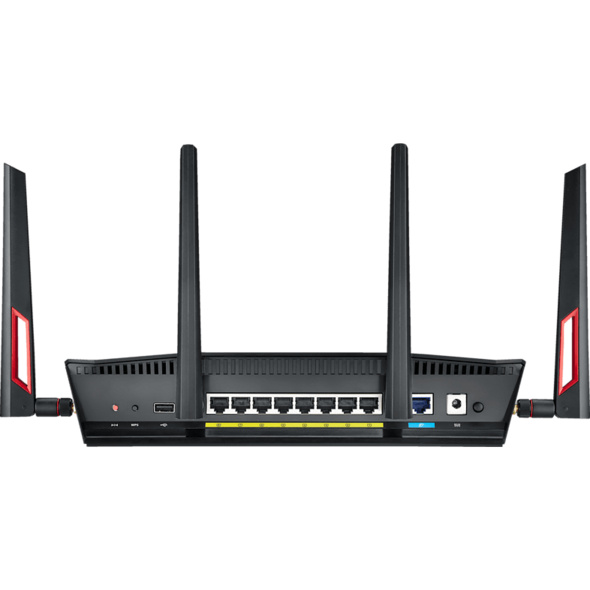 Router ASUS RT-AC88U Wireless Dual-Band AC3100 Pro-Gamer WLAN Router