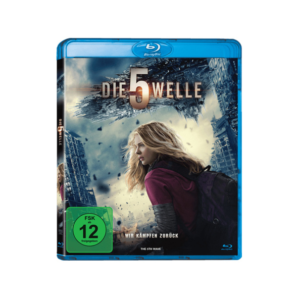 Die 5. Welle - (Blu-ray)