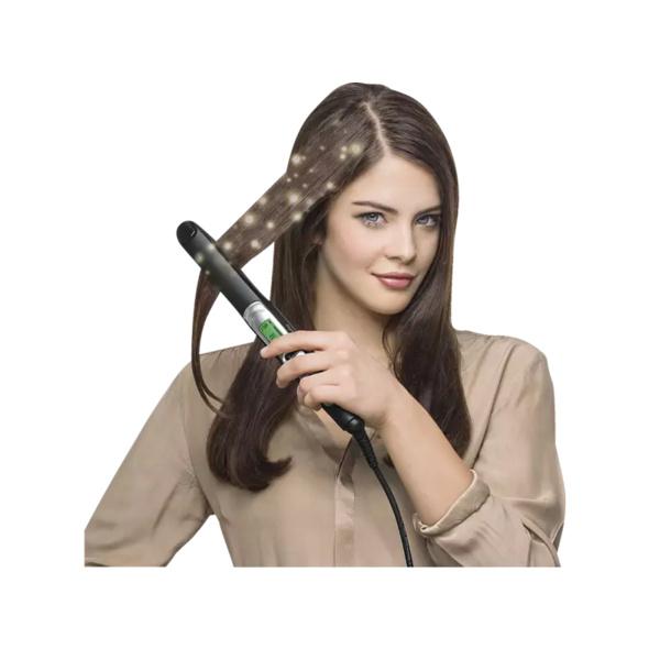 BRAUN Satin Hair 7 ST 710 mit IONTEC, Glätteisen, 170 Watt, Schwarz