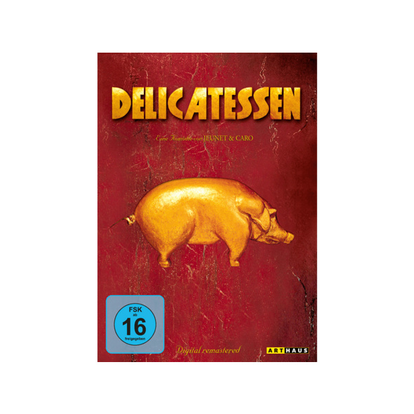 Delicatessen (Digital Remastered) - (DVD)