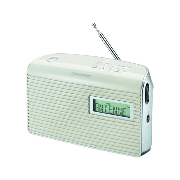 GRUNDIG Music WS 7000, Digitalradio