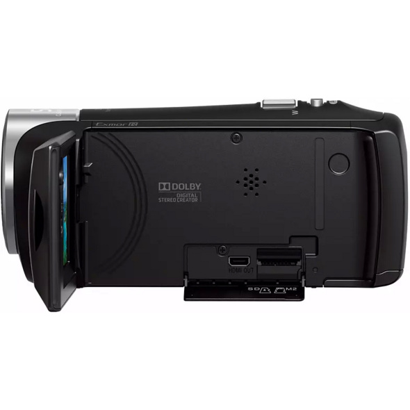 SONY HDR-CX240E Zeiss Full HD Camcorder, Carl Zeiss, 27x opt. Zoom, Schwarz