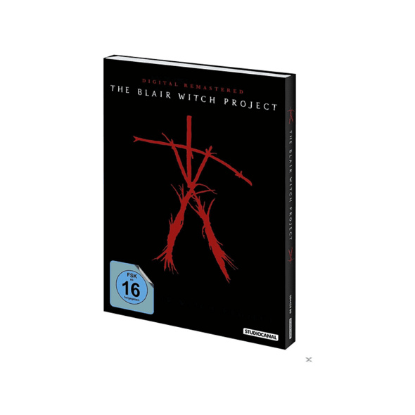 The Blair Witch Project (Digital Remastered) - (DVD)