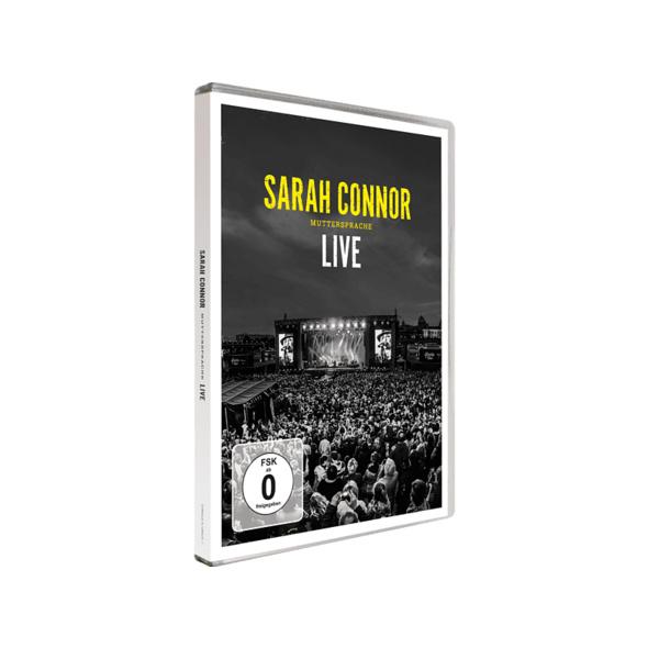 Sarah Connor - Muttersprache-Live - (DVD)