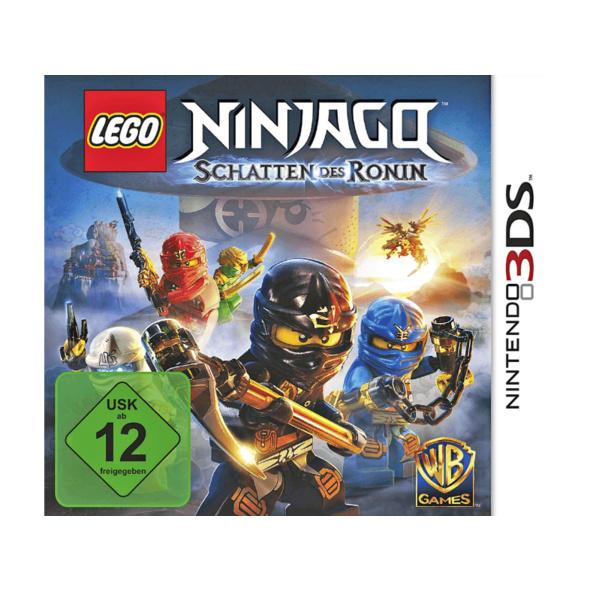LEGO Ninjago: Schatten des Ronin (Software Pyramide) - Nintendo 3DS