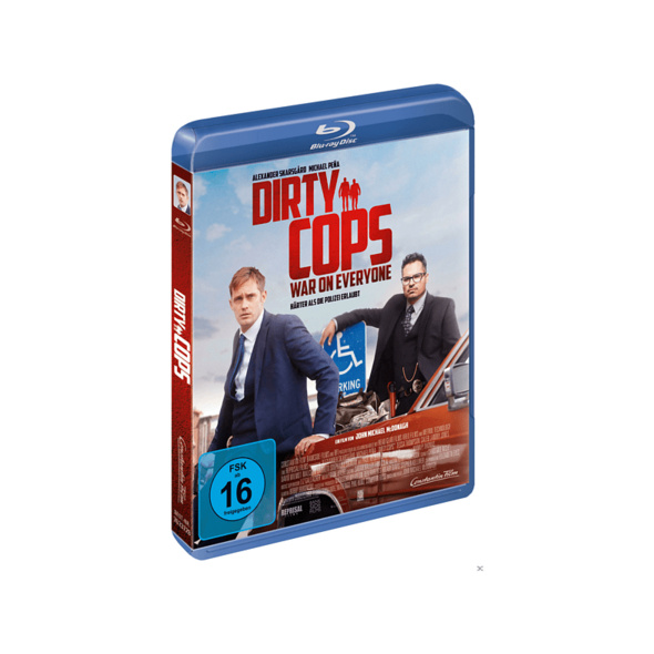Dirty Cops - War On Everyone - (Blu-ray)