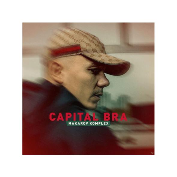 Capital Bra - Makarov Komplex - (CD)