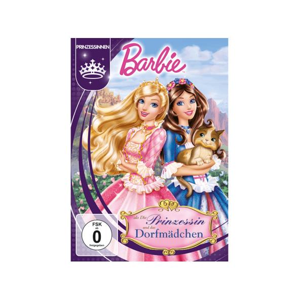 BARBIE ALS DIE PRINZESSIN UND DAS DORFMÄDCHEN - (DVD)