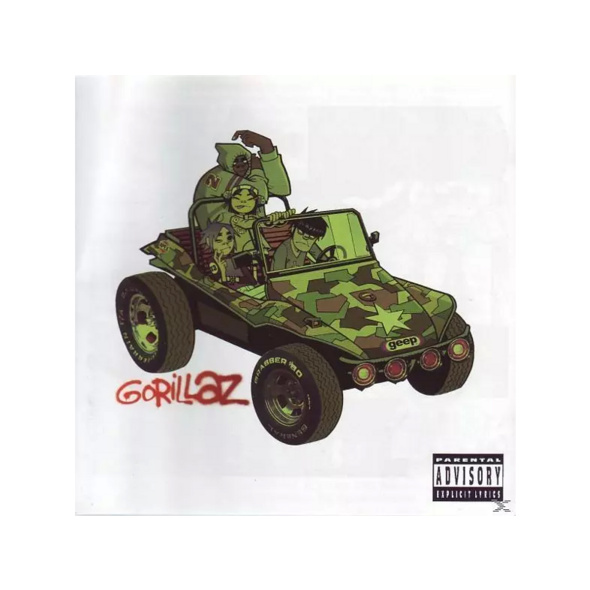 Gorillaz - Gorillaz/New Edition - (CD)