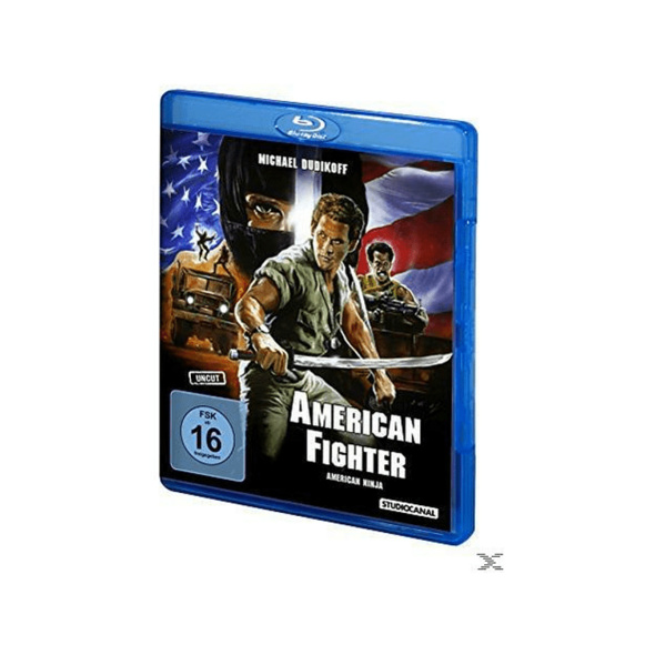 American Fighter - (Blu-ray)