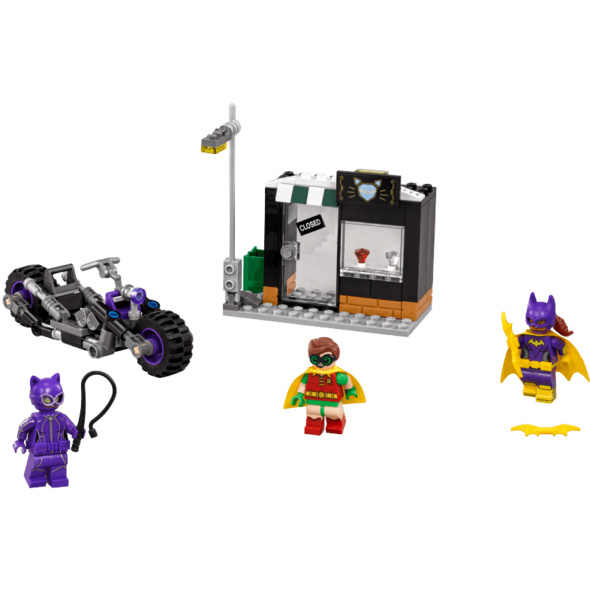 Catwoman™: Catcycle-Verfolgungsjagd (70902)