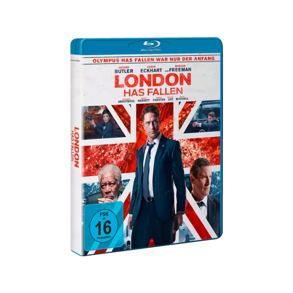 London Has Fallen - (Blu-ray)