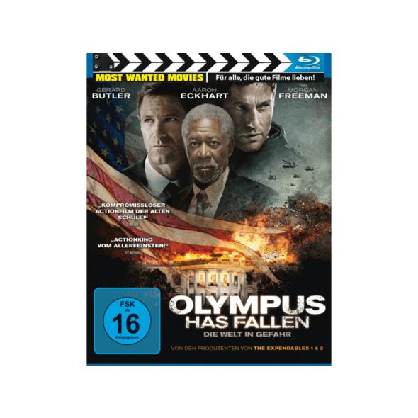 Olympus Has Fallen - Die Welt in Gefahr - (Blu-ray)