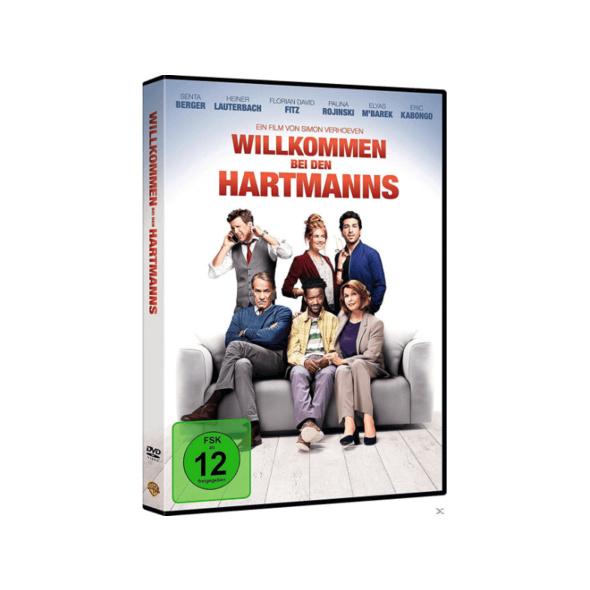 Willkommen bei den Hartmanns  - (DVD)