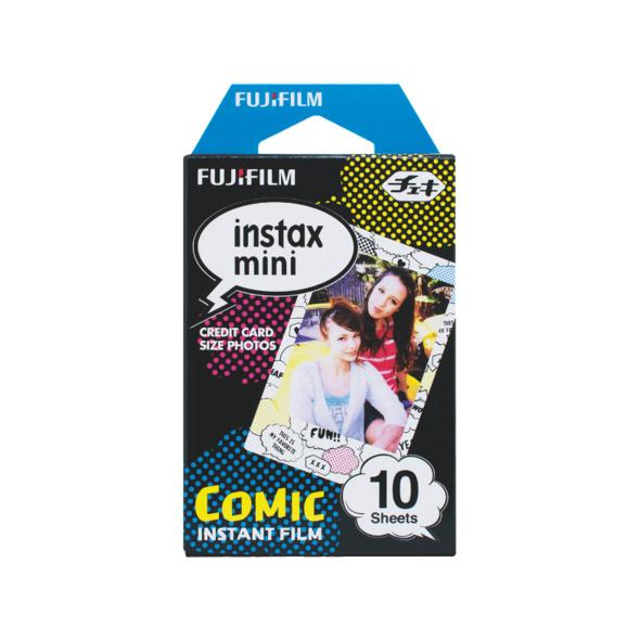 FUJIFILM instax mini Film Comic Sofortbildfilm