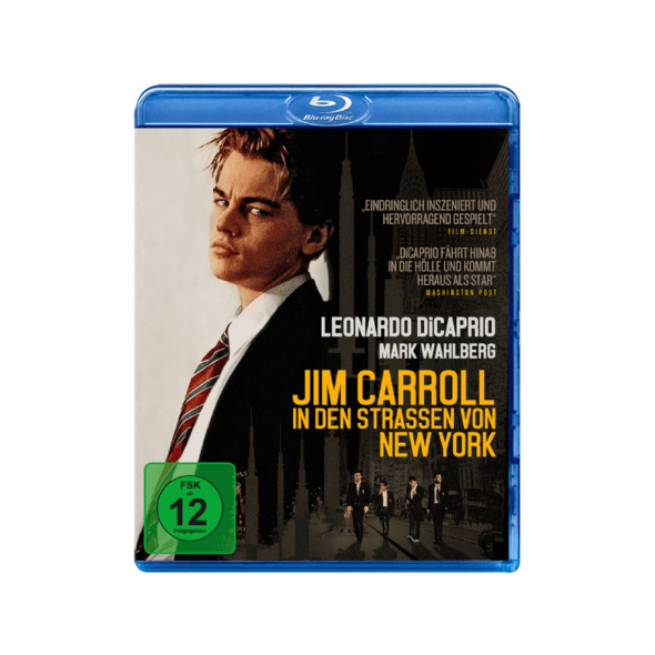 Jim Carroll - In den Straßen von New York - (Blu-ray)