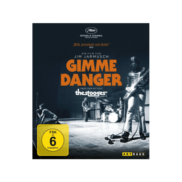 Gimme Danger - (Blu-ray)