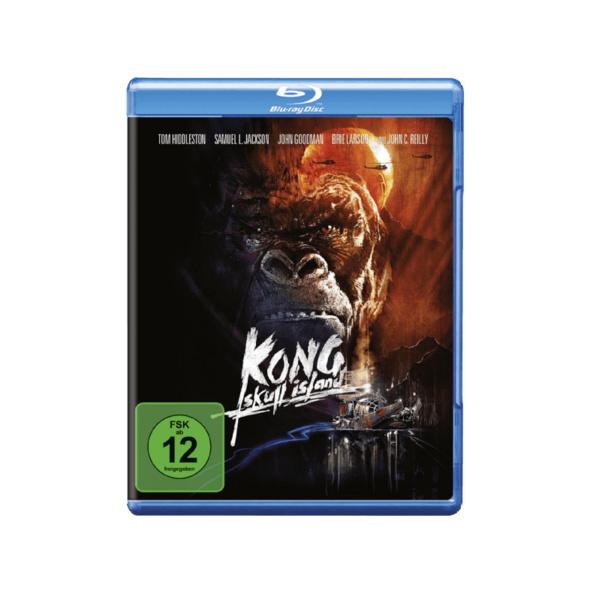 Kong: Skull Island - (Blu-ray)