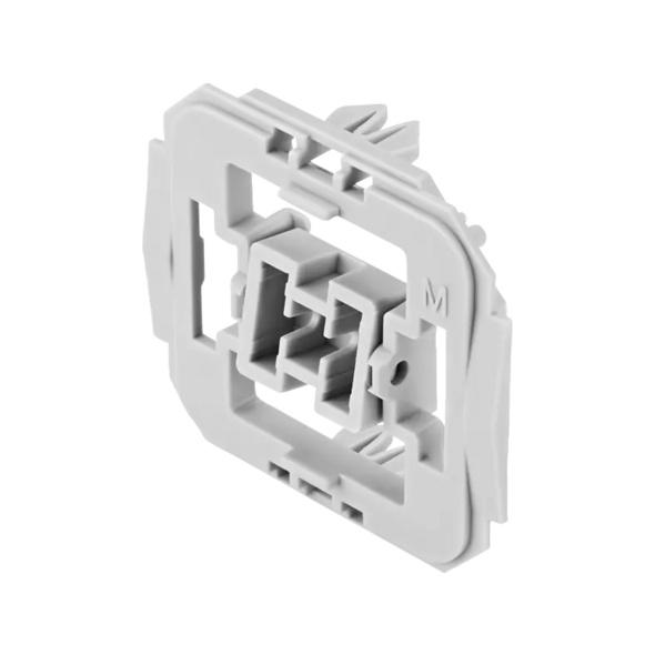 BOSCH 8750000418, Adapter 3er-Set Merten (M), kompatibel mit: Bosch Smart Home