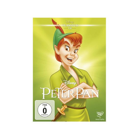 Peter Pan (Disney Classics) - (DVD)