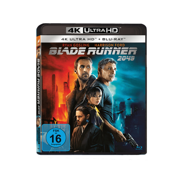 Blade Runner 2049 (UHD) - (4K Ultra HD Blu-ray)
