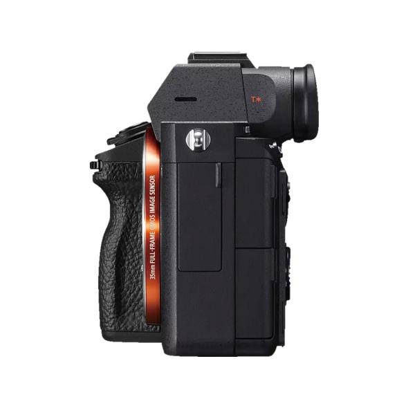 SONY Alpha 7 M3 Body (ILCE-7M3) Systemkamera 24.2 Megapixel  , 7.5 cm Display   Touchscreen, WLAN