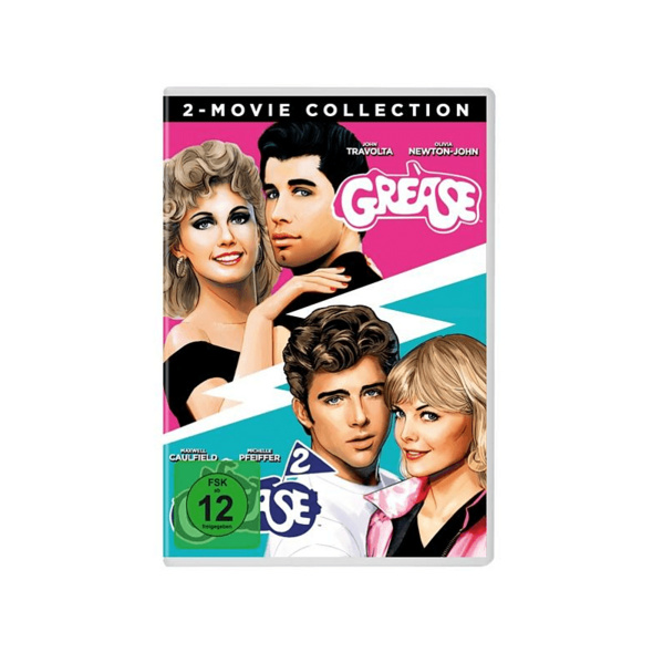 Grease-Box//Replenishment - (DVD)