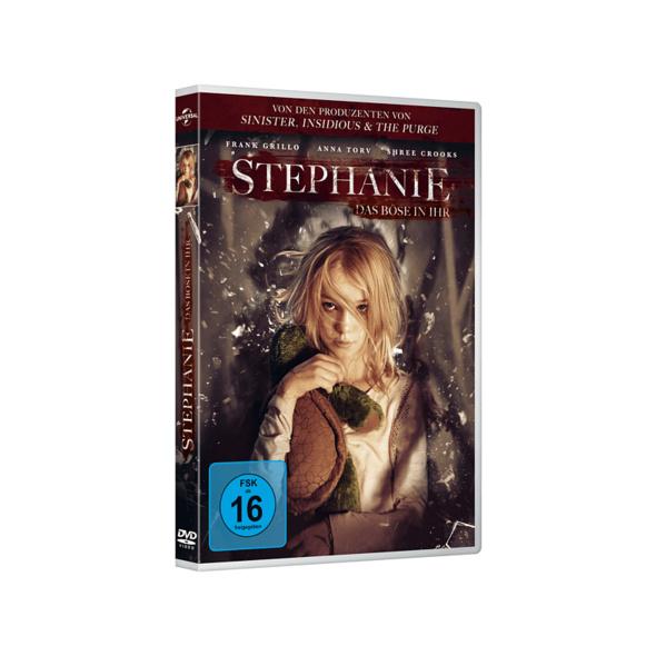 Stephanie - Das Böse in ihr - (DVD)