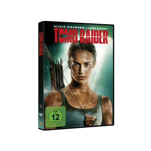 Tomb Raider - (DVD)