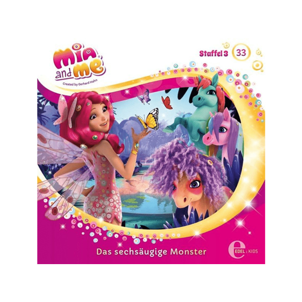 Mia And Me (33) Original HSP TV-TV-Sechsaugen Monster - 1 CD - Kinder/Jugend