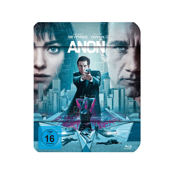 Anon - Lim. Steelbook - (Blu-ray)