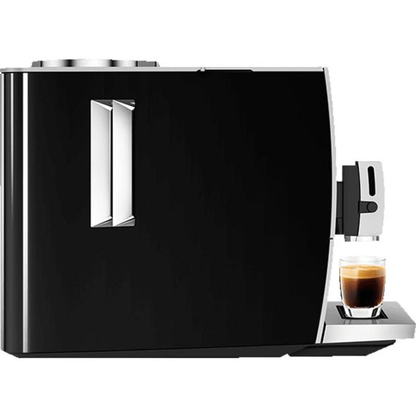 JURA ENA 8, Kaffeevollautomat, 1.1 l Wassertank, 15 bar, Metropolitan Black