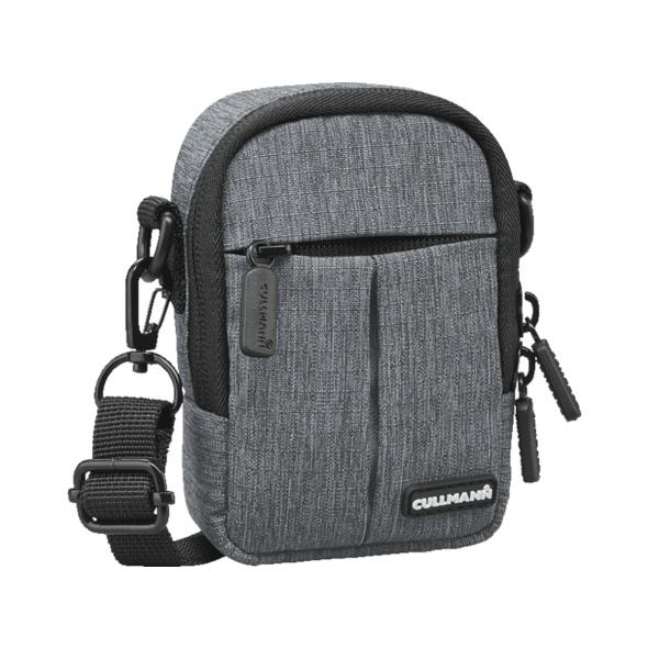 CULLMANN Malaga Compact 300, Kameratasche für Kompaktkameras, Grau