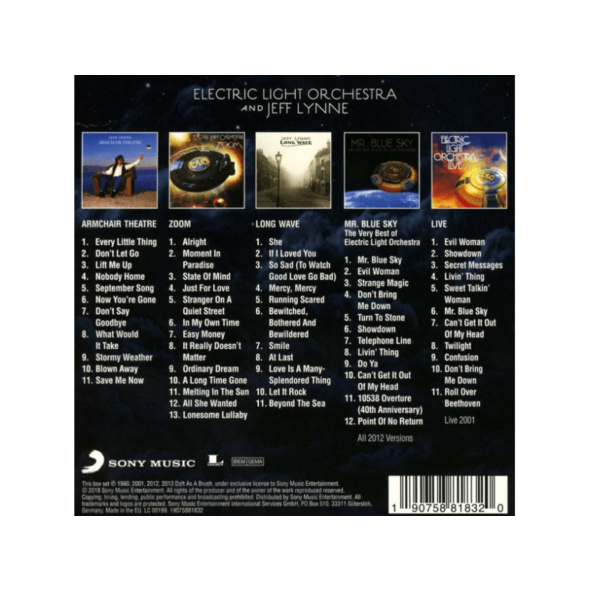 Electric Light Orchestra - Original Album Classics - (CD)