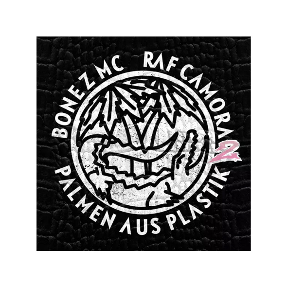 Bonez MC & RAF Camora - Palmen aus Plastik 2 - (CD)