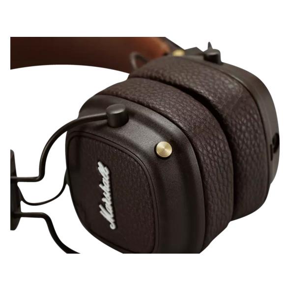 MARSHALL Major III, On-ear Kopfhörer, Headsetfunktion, Bluetooth, Braun