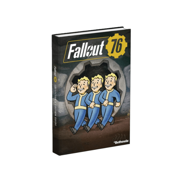 Fallout 76 - Lösungsbuch Collector's Edition