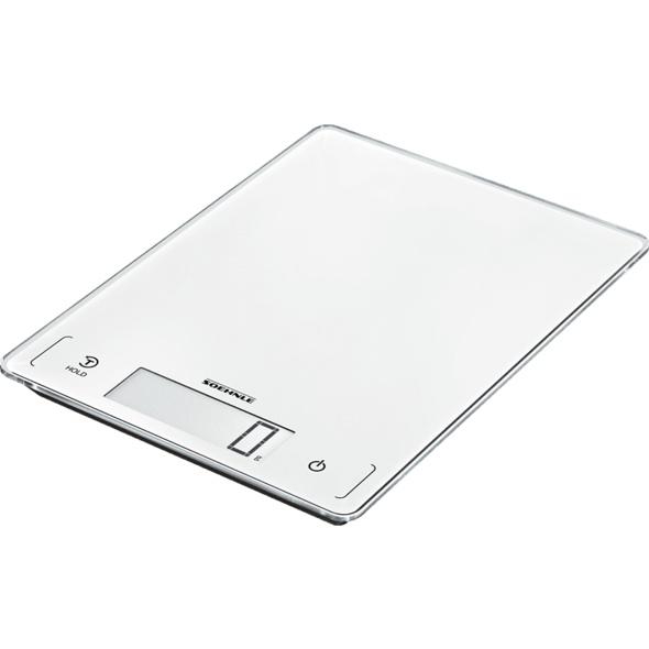 SOEHNLE 61507 KWD Page Profi 300, Küchenwaage, 20 kg, Weiß