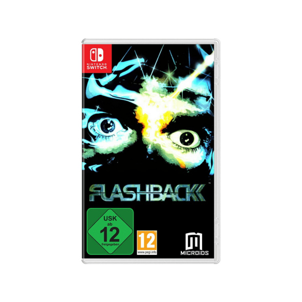 Flashback - Nintendo Switch