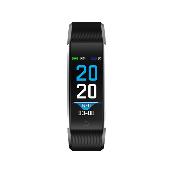 DENVER  BFH-16, Activity Tracker, 240 mm, Schwarz