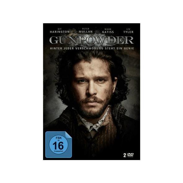 Gunpowder (Die Event Serie) - (DVD)