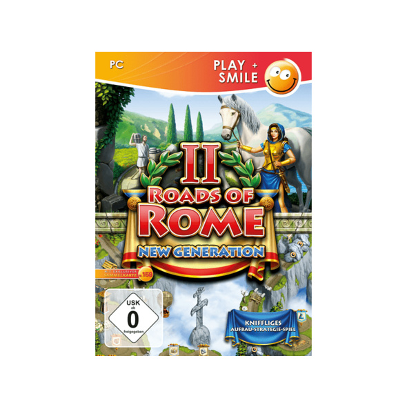 Roads of Rome: New Generation 2 - PC